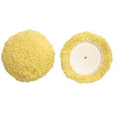 "3.5"" Micro Wool & Synthetic Single Ply Polishing Pad 3-Pack"