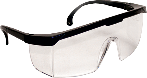 Safety Goggle - Clear Color