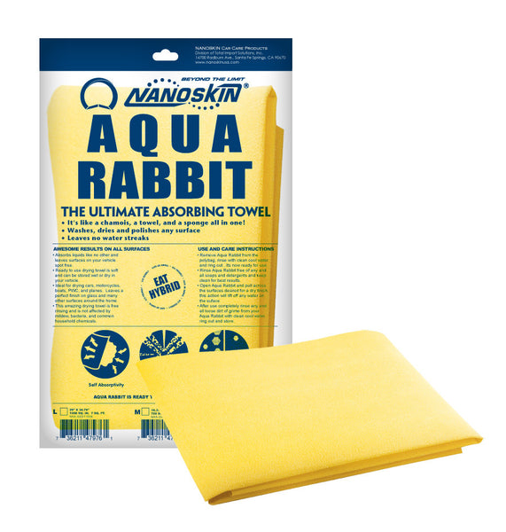 AQUA RABBIT The Ultimate Absorbing Towel