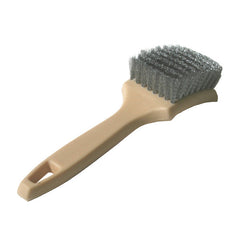 "8.50"" Whitewall/Sidewall Tire Brush - Steel Wire"