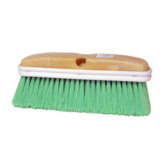 "10"" Fountain Wash Brush - Green Nylon"