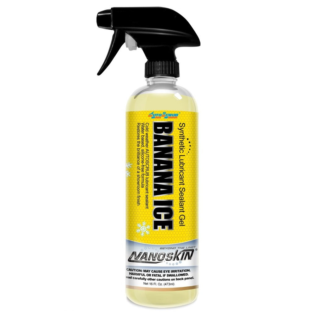 • Cold weather AUTOSCRUB lubricant sealant<br>• Water based, silicone-free formula <br>• Restores the brilliance of a showroom finish • 1-step lubricant sealant Gel  • Advanced polymer protection