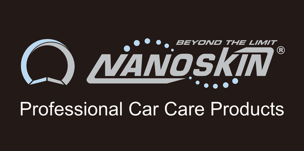 NANOSKIN Logo with Professional Car Care Products