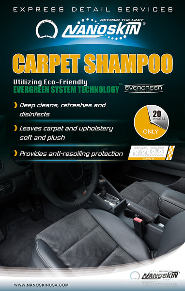 Carpet Cleaning & Shampoo