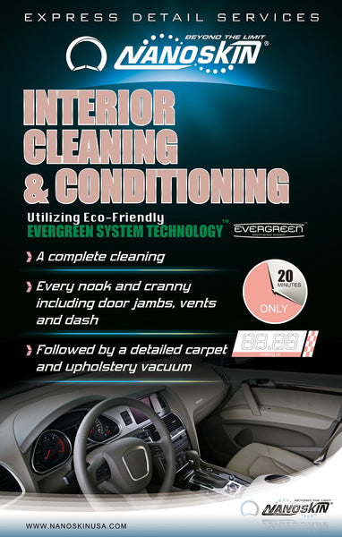 Interior Cleaning & Conditioning