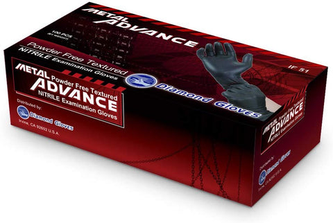 Powder Free Nitrile Glove - 5 Mil.