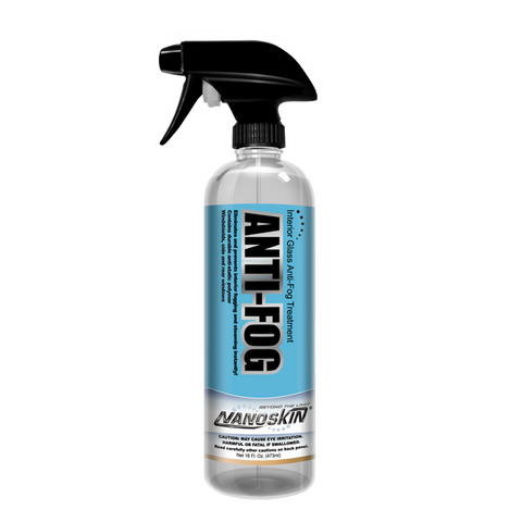 • Eliminates and prevents interior fogging and steaming instantly!<br> • Contains durable anti-static polymer<br> • Windshields, side and rear windows<br> • Safe for painted surfaces<br>
