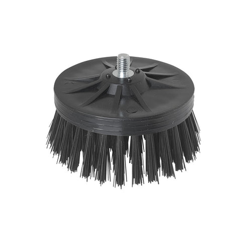 "3.5"" Dia. Direct Mount Rotary Brush - Light Duty"