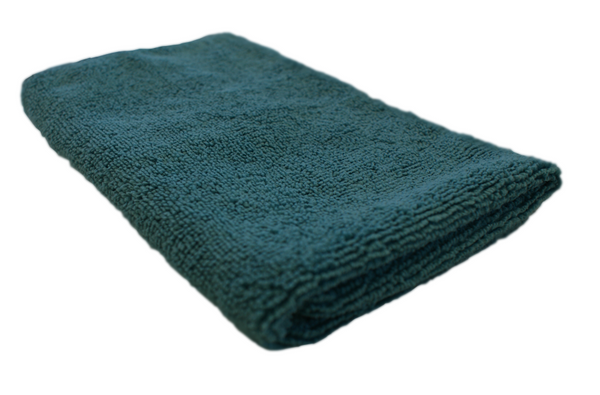 "NANOSKIN 16"" x 16"" All Purpose Microfiber Towel 36 Pack - GREEN"