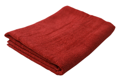 "RED New Classic Cotton Towel 16"" x 24"" 500GSM - 12pk"