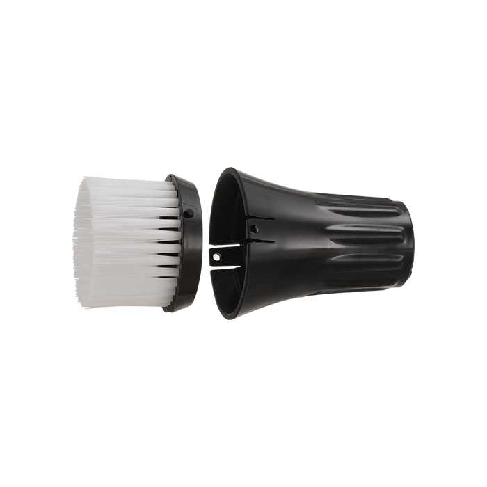 Detachable Black Cone with Brush (EG-X001)