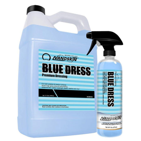 BLUE DRESS Premium Dressing