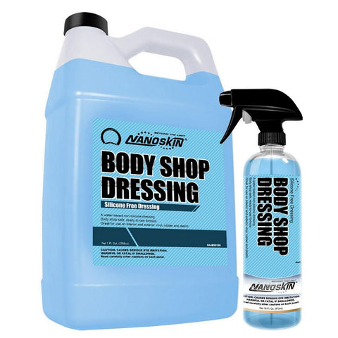 BODY SHOP DRESSING Silicone Free Dressing (Body Shop Safe) Water Based - Blue
