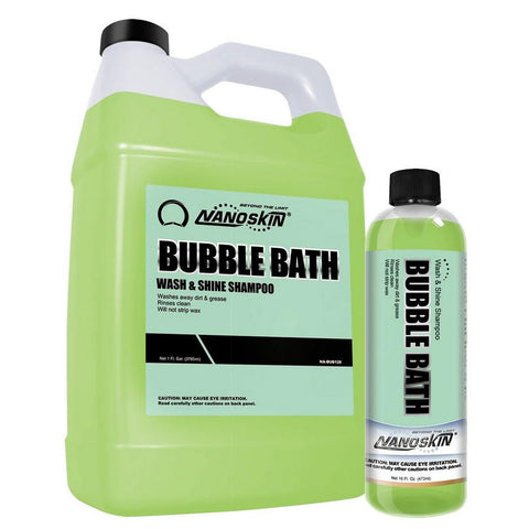 BUBBLE BATH Wash & Shine Shampoo