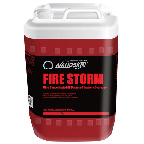 FIRE STORM Hyper Concentrated All Purpose Cleaner & Degreaser 100:1