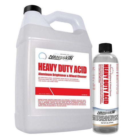 HEAVY DUTY ACID Aluminum Brightener & Wheel Cleaner 4:1