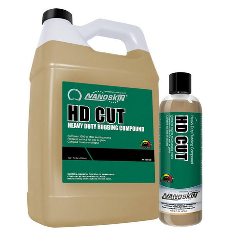 HD CUT Heavy Duty Rubbing Compound