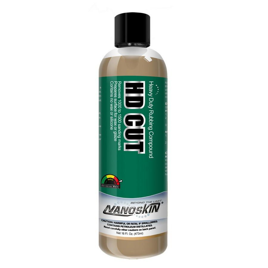 • Removes 1000 to 1500 sanding marks <br>• Prepares surfaces for wax or glaze <br>• Contains no wax or silicone