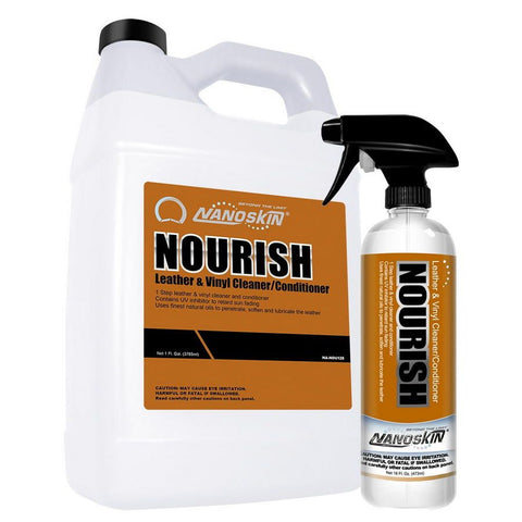 NOURISH Leather & Vinyl Cleaner/Conditioner