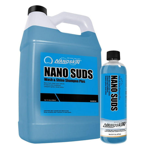 NANO SUDS Wash & Shine Shampoo Plus 199:1