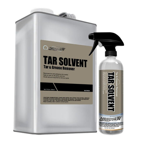 • Water-based formula<br> • Effective, fast acting to remove tar and adhesive trim mark<br> • Safe to use on many automotive surfaces<br> • User friendly citrus fragrance<br>