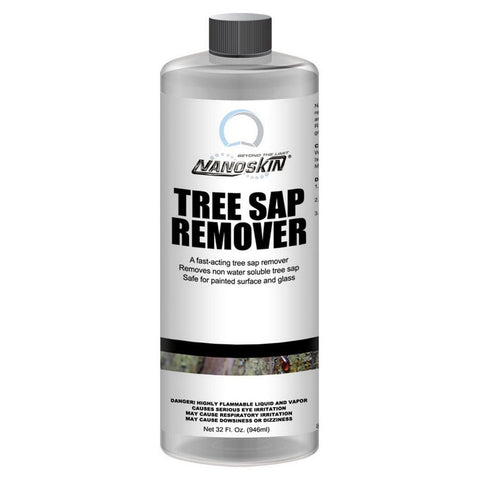 • A fast-acting tree sap remover<br> • Removes non water soluble tree sap from painted surfaces and glass <br>• Safe for paint