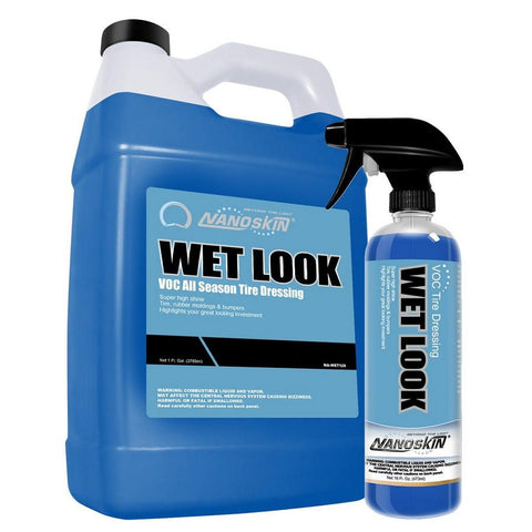 WET LOOK VOC Tire Dressing - Solvent Based