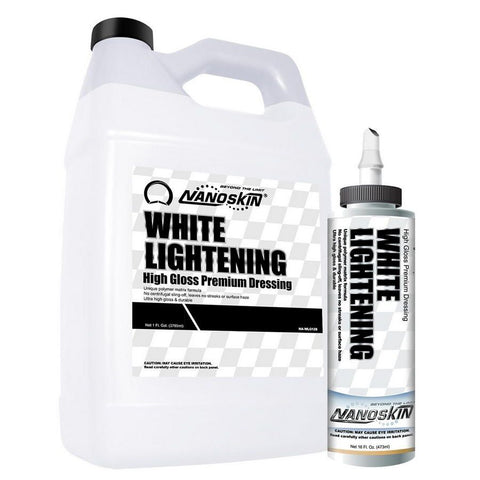 WHITE LIGHTENING High Gloss Premium Dressing