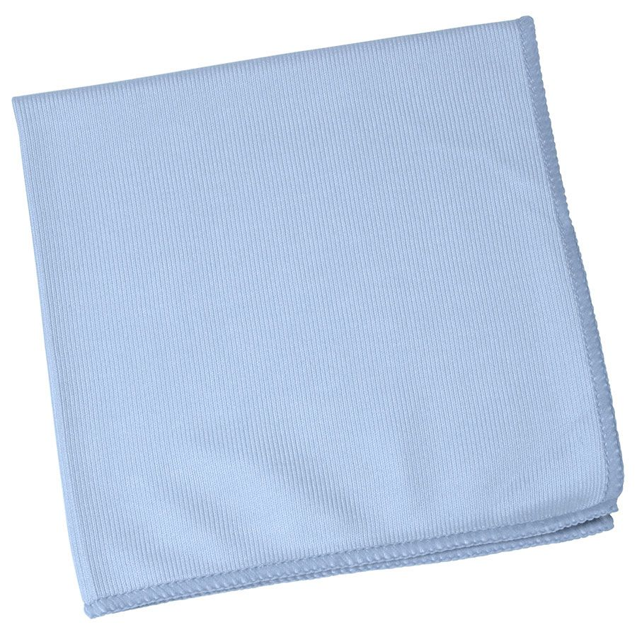 "Microfiber Large Diamond Pattern Glass Towel 14"" x 18"" 300GSM(12/Pack)"