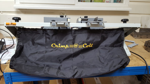EX DEMO Crimp@Coil - Electric Dual End Cut / Crimper - SOLD