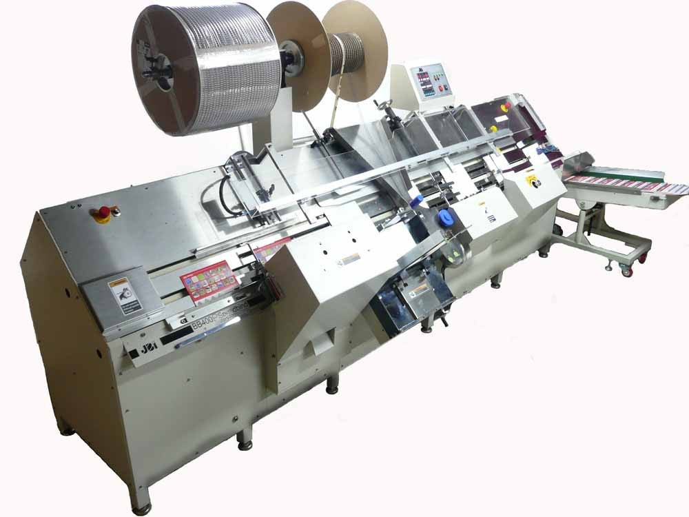 James Burn BB400SP Fully Automatic Split Punch & Wire-O® Binder