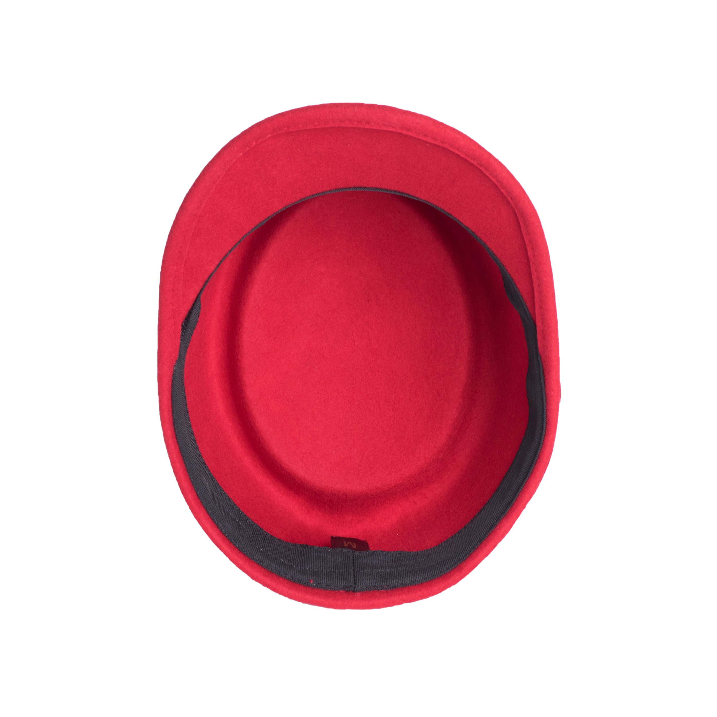 Modern Conductor Train Engineer Hat - Red 885246385c13