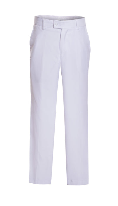 Ferrecci Boys Ezra White Dress Pants - Ferrecci USA