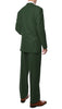 Premium FE28001 Grass Green Regular Fit Suit