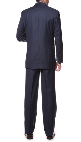 FS23 Navy Regular Fit 2pc 3 Button Suit