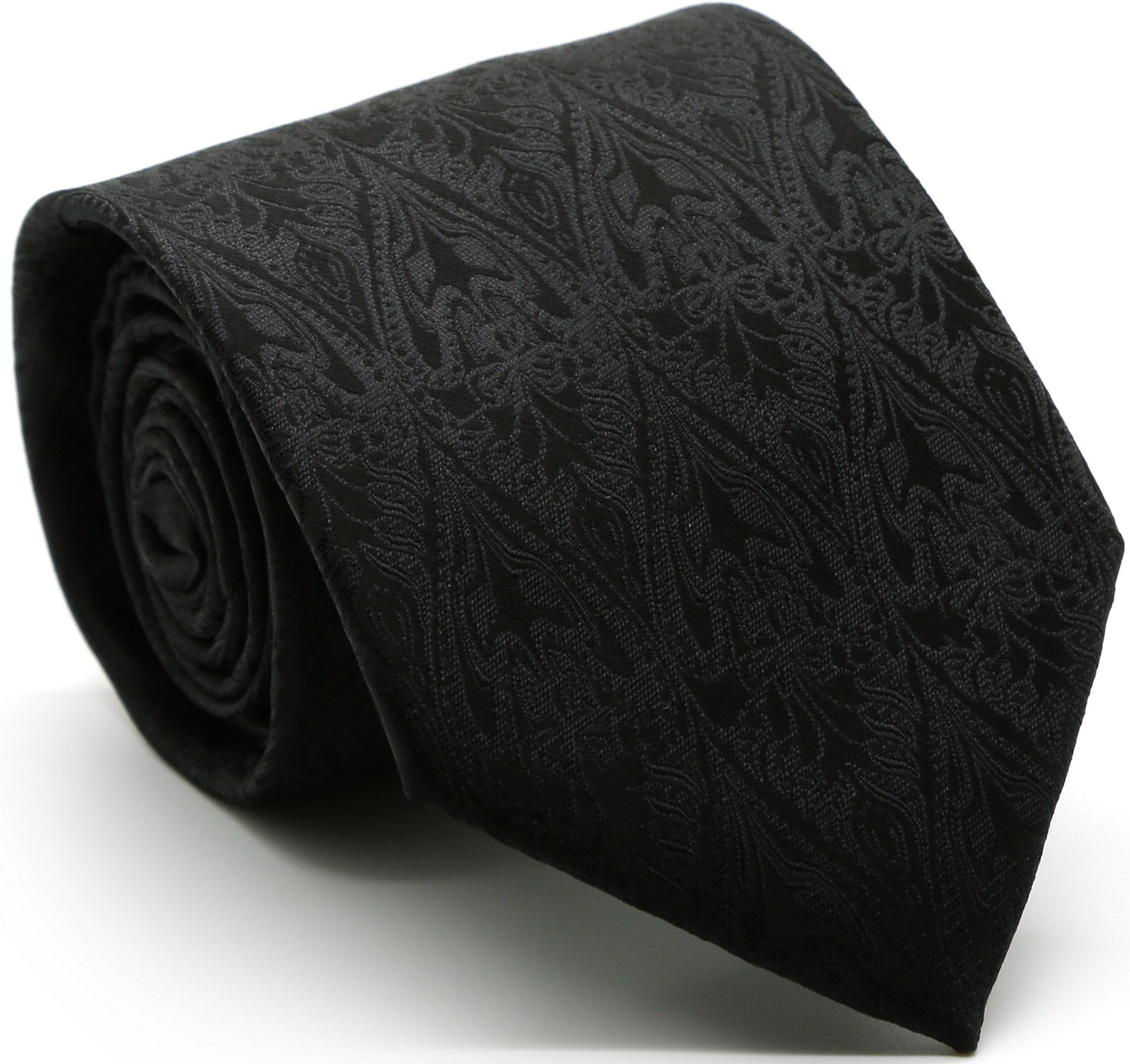Premium Elegant Leaf Patterned Tied