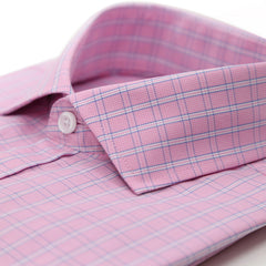 The Henley Striped Slim Fit Cotton Dress Shirt