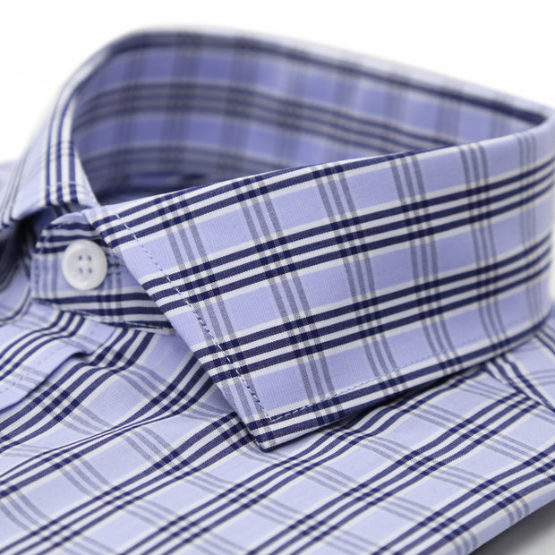 The Jagger Slim Fit Cotton Dress Shirt