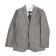 Ferrecci Boys JAX JR 5pc Suit Set Light Grey - Ferrecci USA