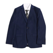 Ferrecci Boys JAX JR 5pc Suit Set Navy - Ferrecci USA