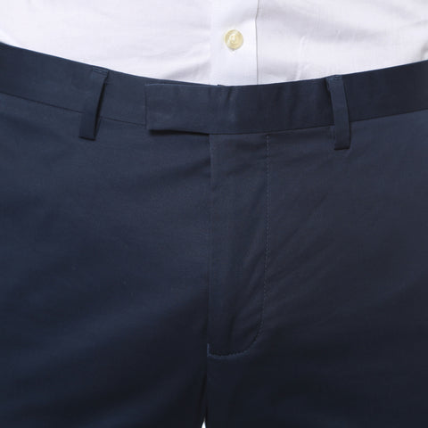 Zonettie Kilo Navy Straight Leg Chino Pants