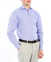 The Princeton Slim Fit Cotton Shirt - Ferrecci USA