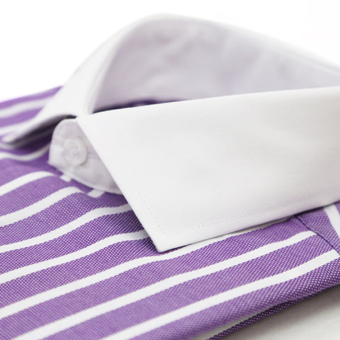 The Serrano Slim Fit Cotton Dress Shirt