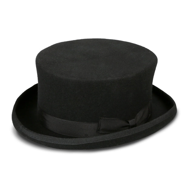 Ferrecci Men's Black Stout Top Hat