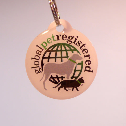 Replacement Pet Tags for existing customers only