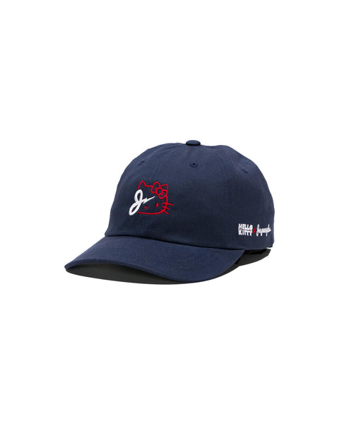 KITTY BOLT DAD HAT IN NAVY BLUE