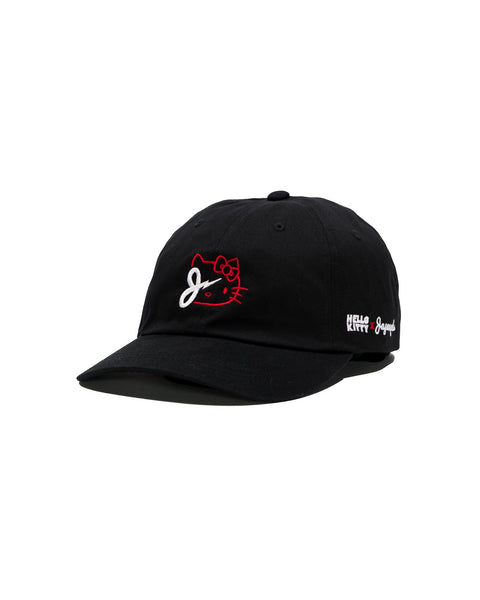 KITTY BOLT DAD HAT IN BLACK