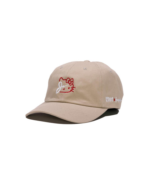 KITTY BOLT DAD HAT IN SAND