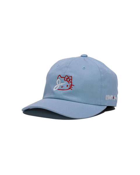 KITTY BOLT DAD HAT IN LIGHT BLUE