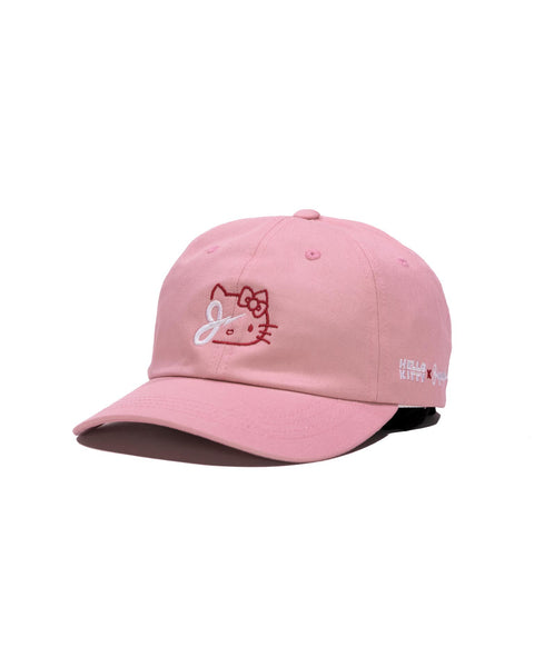 KITTY BOLT DAD HAT IN PINK
